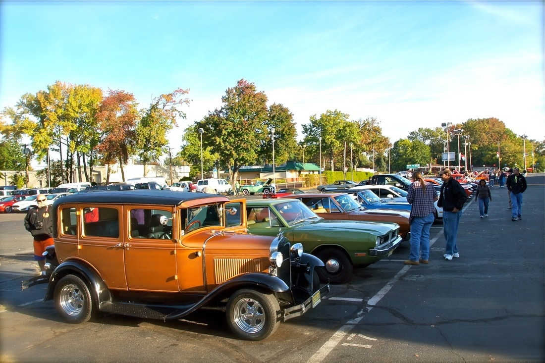 Photo Gallery Central Jersey Antique Car Club - Haldeman ford car show